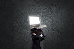Technology mind Royalty Free Stock Photos
