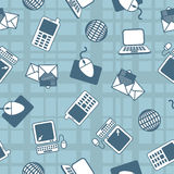 Technology pattern Royalty Free Stock Images
