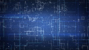 Technology pattern abstract background Stock Photo