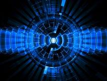 Technology Radials Stock Photography