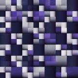 Technology square seamless pattern Stock Photo