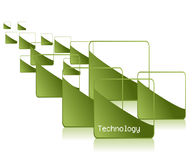 Technology theme 02 Stock Image