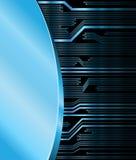 Technology theme background Stock Image