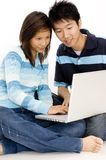Technology Together Royalty Free Stock Image