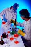 Technology tubes Stock Photo