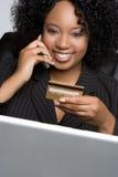 Technology Woman stock photos