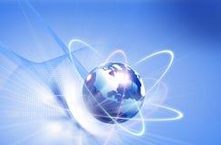 Technology World Royalty Free Stock Photo