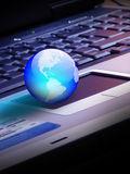 Technology world Royalty Free Stock Image