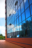 The Technopark Of Novosibirsk Academgorodok ( Academpark ). Sibe Royalty Free Stock Images