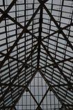 Techo arquitectónico en Copenhague Fotos de archivo