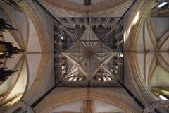 Techo de catedral Fotos de archivo