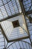 Techo de cristal Imágenes de archivo libres de regalías