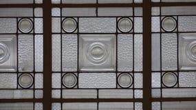 Techo de cristal Fotografía de archivo