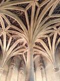 Techo de la capilla Imagen de archivo libre de regalías
