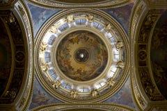 Techo de la iglesia Imagen de archivo libre de regalías
