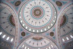Techo de la mezquita Foto de archivo