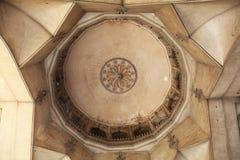 Techo de la mezquita Fotos de archivo libres de regalías