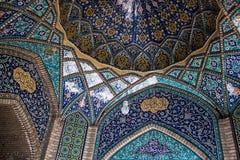 Techo del bazar principal Imagenes de archivo