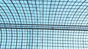 Techo del centro comercial de la GOMA almacen de video