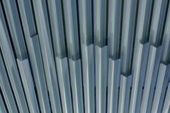Techo del metal Imagen de archivo