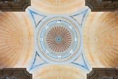Techo del panteón de Lisboa Fotos de archivo