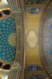 Techo detallado de la iglesia votiva foto de archivo libre de regalías