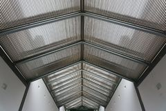 techo fotografía de archivo libre de regalías