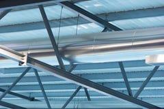 Techo, tejado, plafond, estructura, construcción, composición, cuadro, escenario, bulto, arquitectura, architectonics, upbuilding Fotografía de archivo libre de regalías