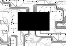 Techologies del computer Fotografia Stock
