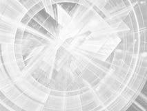 Techskiva - frambragd bild för abstrakt begrepp digitalt Arkivfoto