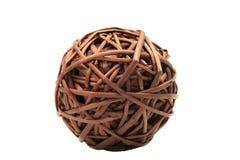 Tecido da bola dos galhos Imagem de Stock