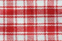 Tecido de algodão Imagem de Stock Royalty Free