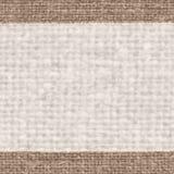 Tecido de matéria têxtil, decoração da tela, lona amarela, material à moda, fundo retro-denominado Fotografia de Stock Royalty Free