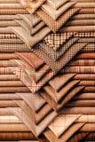 tecidos Fotografia de Stock