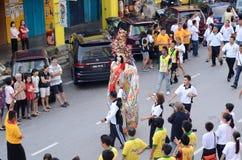 teck ong kong божества choon торжества дня рождения Стоковые Фото