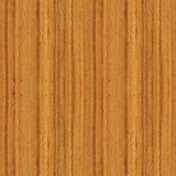 Teck senza giunte (struttura di legno) Fotografia Stock Libera da Diritti