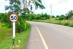 Tecken 50 Fotografering för Bildbyråer