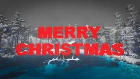 Tecken av jul Arkivfoton
