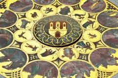 Tecken av zodiaken Royaltyfri Foto