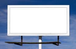 tecken för bakgrundsaffischtavlamellanrum Arkivfoto