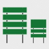 tecken för symbolgräsplantrafik, vägbrädetecken som isoleras på genomskinlig bakgrund för illustrationsköld för 10 eps vektor stock illustrationer