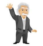 Einstein royaltyfria bilder