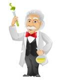 Einstein stock illustrationer