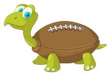 tecknad filmteckensköldpadda Royaltyfri Fotografi