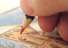 teckning stock illustrationer