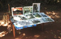 Teckningar från Siem Reap Fotografering för Bildbyråer