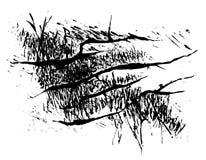 teckningsdiagram Royaltyfri Bild