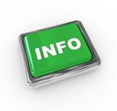 Tecla da informação Fotografia de Stock