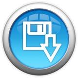 Tecla do computador do Download Foto de Stock