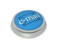 Tecla do email Fotos de Stock Royalty Free